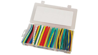 Heat Shrink Tubing Assortment, No. 27170