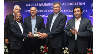 WABCO receives Managerial Excellence Award for manufacturing