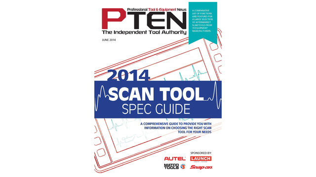 2014 Scan Tool Spec Guide