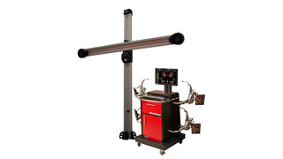 Imaging Wheel Alignment System, No. V2300