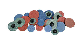 Type R Mini Resin Grinding Discs