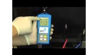 GPD Temperature Testing Tool Video