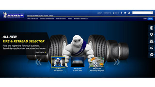 Michelin Truck launches new website