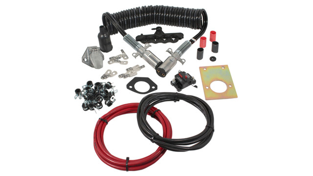 Liftgate Dual Pole Installation/Conversion Kit