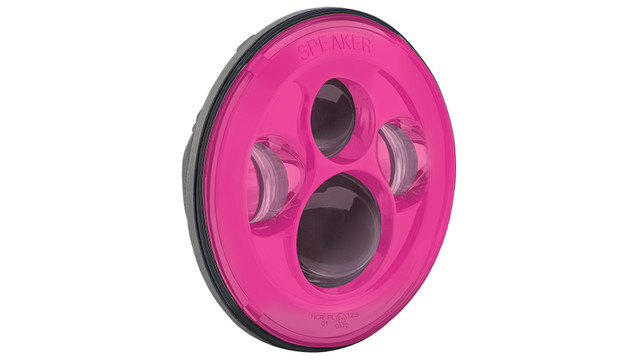 Breast Cancer Awareness Headlights and Fog Lights
