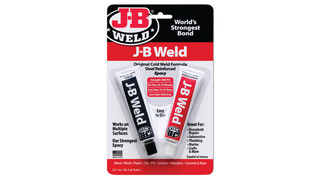 J-B Weld Cold Weld Two-Part Epoxy System