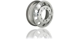 Accu-Flange aluminum wheels