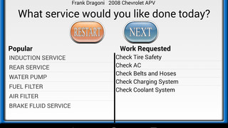 Auto repair shop customer check-in kiosk now available through Bolt On Technology