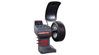 ER60 digital wheel balancer
