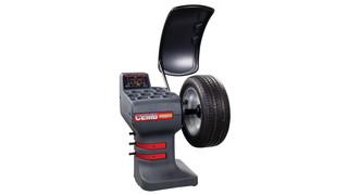 ER60 digital wheel balancer
