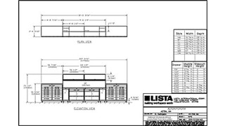 Lista offers ListaWorks custom-configurable process for shop storage