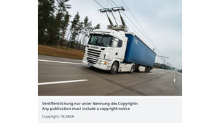 Siemens, Scania conduct joint research into electrification of road freight traffic