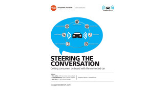 Steering the conversation: Getting consumers on board with the connected car
