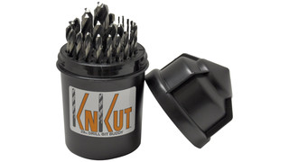 KnKut 29pc Drill Bit Buddy