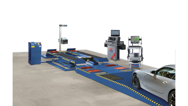 Vehicle Inspection Lane
