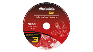 Autodata Information Service 3 Shop Software