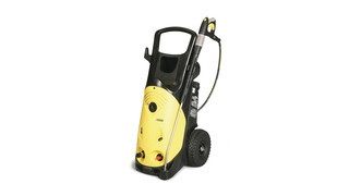Cold- Water Pressure Washer