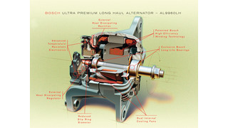 Long-Haul Alternator