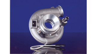 Speed Sensor for Turbochargers