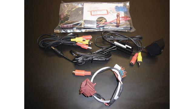 Navigation Interface Harness Kits