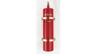HalGuard™ Fire Suppression System