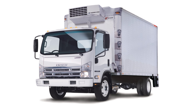 N-Series Gas-Powered Trucks