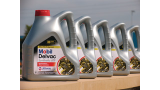 Mobil® Delvac Synthetic ATF