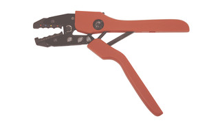 Heavy Duty Ratcheting Crimper