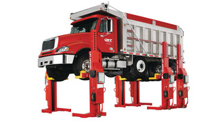 Mach4(TM) Mobile Column Lift