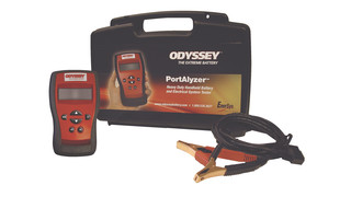 ODYSSEY® PortAlyzer™ Battery and Electrical System Tester