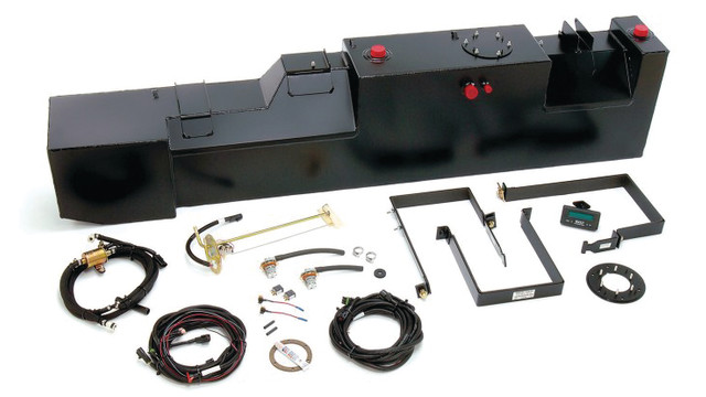 50-Gallon Diesel Fuel Tank System