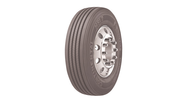 Continental HSL2 Steer Tire