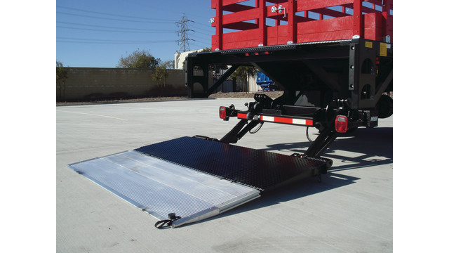 ILT Twin Ford Liftgate