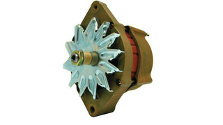 120 AMP REFRIGERATION ALTERNATOR