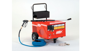 1700 Series Cold Water Pressure Washer