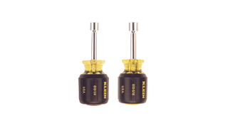 #610-1/4 and #610-5/16 stubby nut drivers