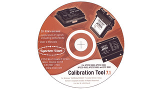 All-Purpose Calibration Tool (CD-ROM)