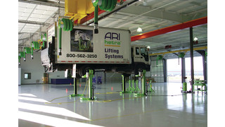 ARI-HETRA Heavy-Duty Mobile Lifting System