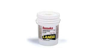 Bazooka  degreaser