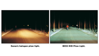 BOSS High Intensity Discharge Light Package