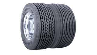 BRIDGESTONE GREATEC™ WIDE BASE RADIALS