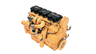 C-15 diesel engine