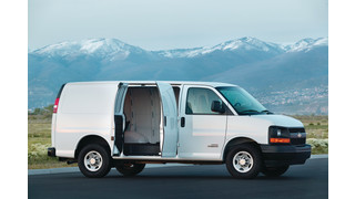 Chevrolet Express and GMC Savana