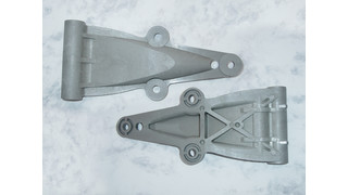 Composite Hinges for Trailers