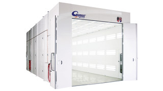 Custom Spray Booths