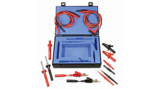 Deluxe Automotive Multimeter Test Lead Kit