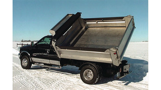 DeuceSS Stainless Steel Dump Body