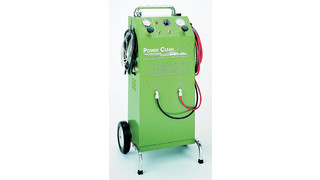 Diesel Engine DeCarbonization Unit