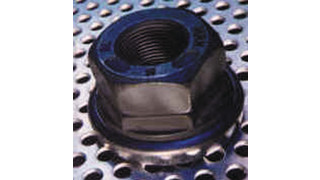 Disc-Lock Safety Wheel Nut