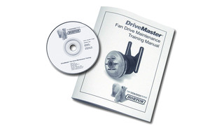 DriveMaster® Fan Drive Maintenance Training Kit